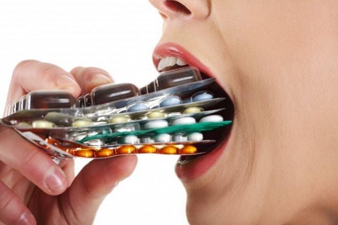Пачка таблеток
