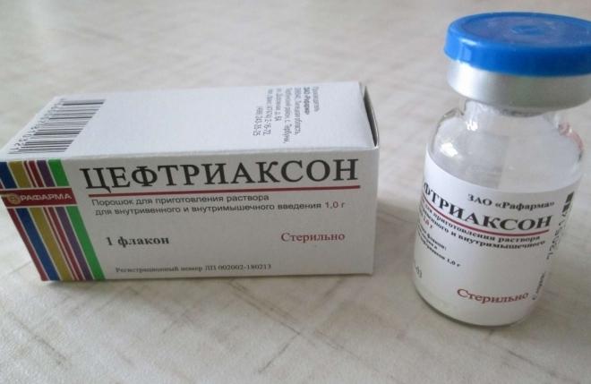 Лекарство от сифилиса