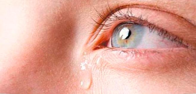 Фото выделений из глаз при хламидиозе